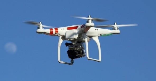 无人机拍摄拥有独特的拍摄视角,应用领域广泛。
